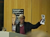 Rolf Gössner: 85% der vom Verfassungsschutz produzierten Seiten der Personenakte Gössner sind geschwärzt. Sie werden vermutlich nie öffentlich werden, trotz illegaler Datenerhebung...