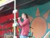Dirk Werner (Pressesprecher Aktionsbündnis Menschenkette Lüneburg)